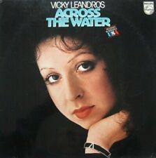 VICKY LEANDROS - ACROSS THE WATER - LP