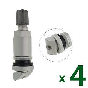 4x Tyre Pressure Sensor Valve Stem TPMS Service Kit For BMW Mini 1 3 5 X Series