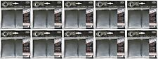 1000 Ultra Pro Eclipse Jet Black Pro Matte Deck Protector Sleeves Brand New