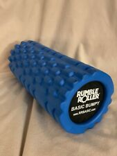 Rumble roller yoga stretch fitness