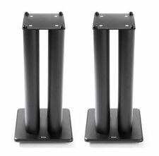 Atacama HMS 2.1 Speaker Stands 600mm Satin Black (Pair)