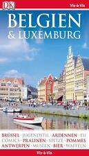 Vis-à-Vis Belgien & Luxemburg (Neu, 3. Auflage 2015/16, ISBN 3734200776)