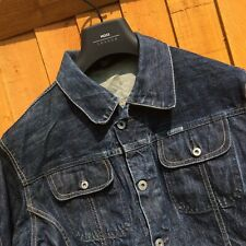 DIESEL 'Gregg' Denim Jacket  | L |  excellent condition