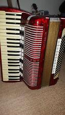 Akkordeon Hohner Tango VM rot 120 Bass musette - oldstyle irish folk
