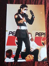 MICHAEL JACKSON - MUSIC ARTIST -1 PAGE PICTURE - CLIPPING / CUTTING -#5