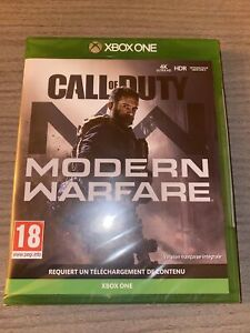 Call of Duty: Modern Warfare Xbox One sous blister