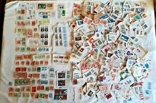 Assortment Of D 00006000 Anish Stamps on paper - approx 250g - 1950s to date