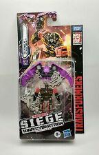 Transformers Siege War For Cybertron Rumble & Ratbat U.S. Seller New!