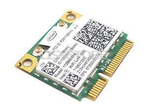 New OEM HP 572520-001 Intel WiFi Link 1000 112BNHMW bgn Half 60Y3202 60Y3203