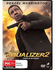 The Equalizer 2 (DVD, 2018)