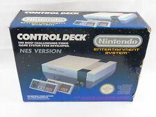 Nintendo NES Version Control Deck Console Boxed