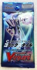 Cardfight Vanguard Comic Style Vol 1 Extra Booster Pack EB01 ENGLISH  5cd/pk