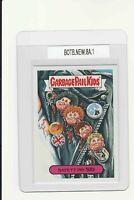 Garbage Pail Kids Safety Pin Sid 8a GPK 2017 Battle Of The Bands sticker card