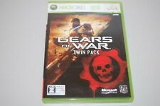 Gears of War Twin Pack Japan Microsoft Xbox 360 Game
