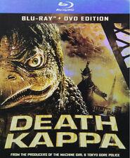 "Death Kappa (Blu-ray/DVD, 2010, 2-Disc Set) With ""SLIPCASE"""