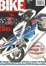 GSX-R750 Triumph Thunderbird Dyna Super Glide VF750C DR650SE CBR400 Gas Gas DR