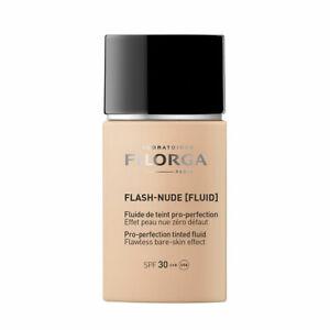 Filorga Flash Nude Foundation 1.5 Medium Breathable Long Lasting SPF30 Full Size