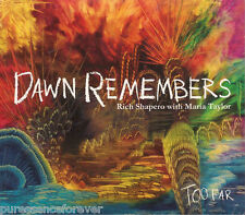 RICH SHAPERO with MARIA TAYLOR - Dawn Remembers (USA 12 Tk CD Album) (Sld)