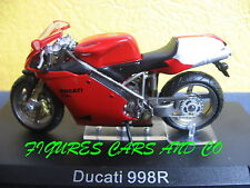 MOTO 1/24 DUCATI  998R   COLLECTION GM  MOTORCYCLE