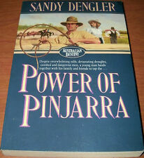 POWER OF PINJARRA by SANDY DENGLER 1989 PB 1ST