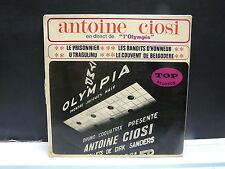 ANTOINE CIOSI Olympia Le prisonnier TOP RECORDS 185572
