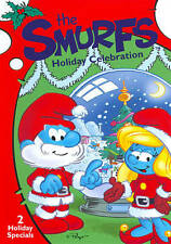 The Smurfs: Holiday Celebration (DVD, 2011)