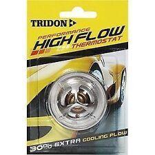 TRIDON H-FLOW Thermostat 1/83-6/84 FIT DAIHATSU F60 F65 DEISEL DL 4CYL 2.8L