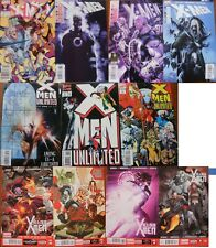 11 Marvel X-MEN Comic: #271 197 198 199 + UNLIMITED #3 4 5 +ALL-NEW #24 25 26 27