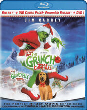 DR. SEUSS - HOW THE GRINCH STOLE CHRISTMAS (BLU-RAY / DVD) (BILINGUAL) (BLU-RAY)