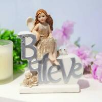 Thoughts Of You Collection Fairy Figurine Believe Fairies Ornament TY126