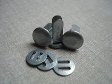 German Stahl helm split-pins - marked MSS