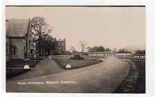 MAIN APPROACH, ERSKINE HOSPITAL: Renfrewshire postcard (C23771)