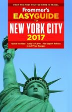 Frommer's Easyguide to New York City 2017 (USA) *FREE SHIPPING - NEW*
