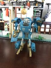 Transformers Revenge Of The Fallen ROTF Scout Nightbeat (incomplete)