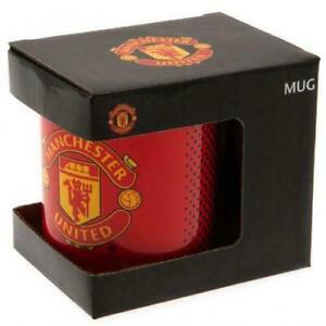 Official Man United Football Club Mug Manchester Soccer Novelty Gift