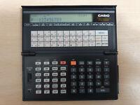 Pocket Personal Computer CASIO FX-795P / 16 KB, BASIC Calculator #735