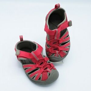 Keen Pinkish Coral  Sandals Unisex  Toddler Size 6