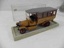 CEF REPLEX 1/50 SCANIA VABIS OMNIBUS 1911 NORDMARKENS AUTOMOBILE TRAFIK