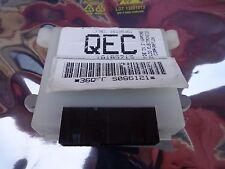 QEC 16185715 DRAC Module Computer Control Unit Speed Sensor Vehicle Buffer GM