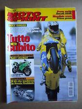 MOTOSPRINT n°12  2004   [Q79A]   Test DUCATI 999R