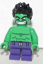 Lego New The Hulk with Short Legs  Minifigure Figure DC Comics