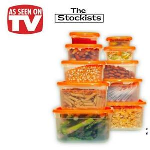 Stick N Stack - Magnetic, Interlocking & Stackable Containers