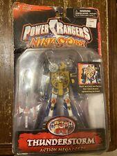 2002 Bandai Power Rangers Ninja Storm  Thunderstorm Megazord Action Figure