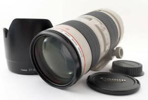 [MINT] Canon EF 70-200mm F/2.8 L USM AF Telephoto Zoom AF Lens /w Hood