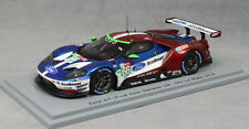 Spark Ford GT Chip Ganassi Le Mans 2018 Mucke, Pla and Johnson S7050 1/43 NEW