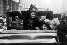 Photo 1909-11. Women's Suffrage - Emmeline Pankhurst & Emmeline Pethick Lawrence