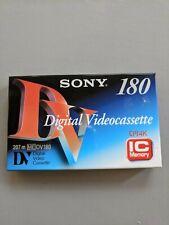 Sony DV180 Digital Video Cassette