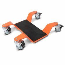 Rangierhilfe 400 kg für Yamaha MT-09 / Tracer 900 Rangierplatte Orange