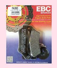 EBC FA363 Pastillas de freno trasero para BMW R R850 R850RT de 1996 a 2006