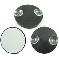 """15x Magnifying 3.5"""" Suction Cup Makeup Mirror Beauty Stand Light Cosmetic"""